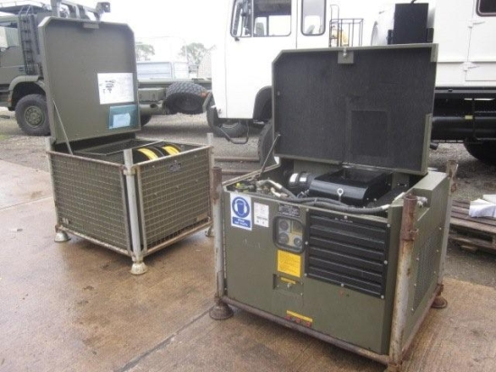 WAS SOLD Factair air power tool kits FM31