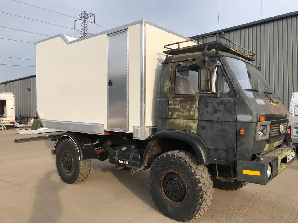 M.A.N 8.136 4x4 Overlander Body for sale