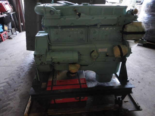 Reconditioned Bedford 500 engine  for sale . The UK MOD Direct Sales
