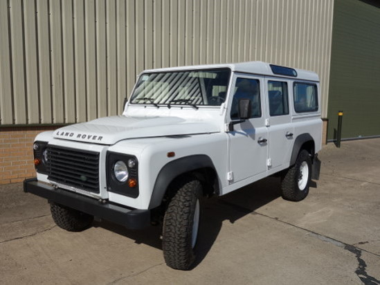WAS SOLD New Land rover 110 LHD station wagon