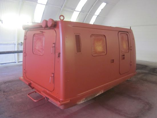 Hagglund BV206 Personnel Carrier (New Turbo Diesel )  military for sale