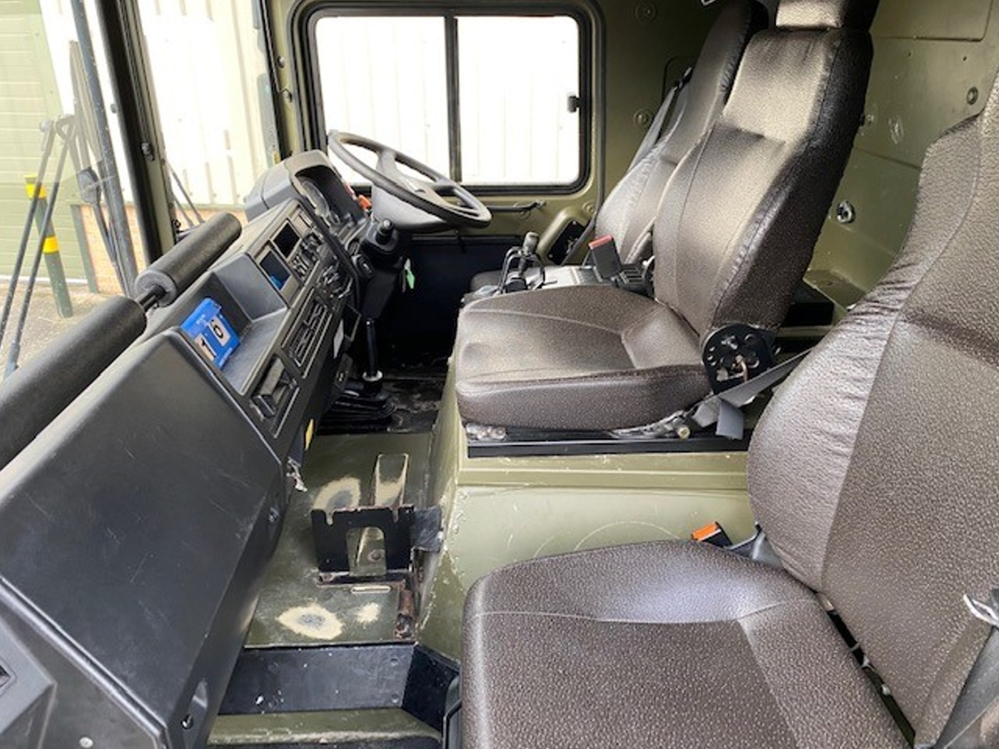 MAN HX60 18.330 4x4 Flat Bed Cargo Truck   used military vehicles, MOD surplus for sale