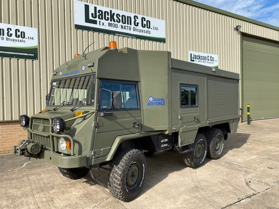 Pinzgauer 718 6x6 Support Vehicle for sale