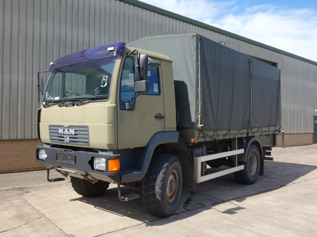 MAN 10.185 4x4 drop side cargo trucks for sale | for sale in Angola, Kenya,  Nigeria, Tanzania, Mozambique, South Africa, Zambia, Ghana- Sale In  Africa and the Middle East