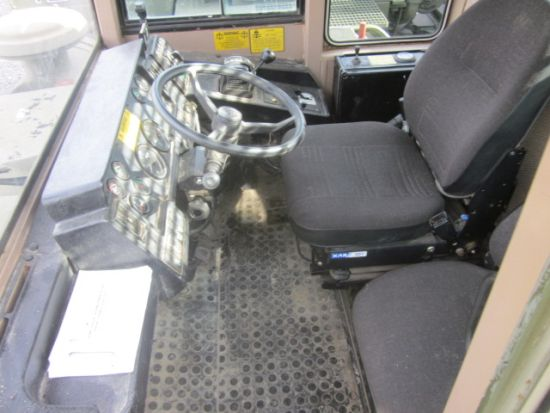 Terex 3066 (TA25 Army) Articulated Dumper 6x6 & Multilift system for sale