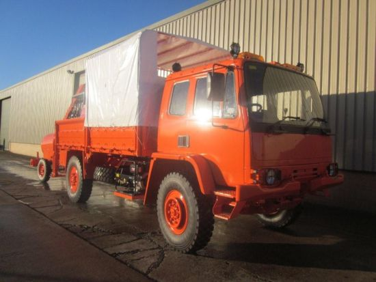 Leyland Daf 45.150   4x4  lube and service ex.mod truck | used military vehicles, MOD surplus for sale