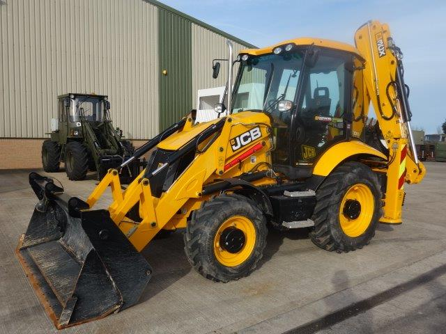 WAS SOLD JCB 3CX Backhoe Loader (2013)