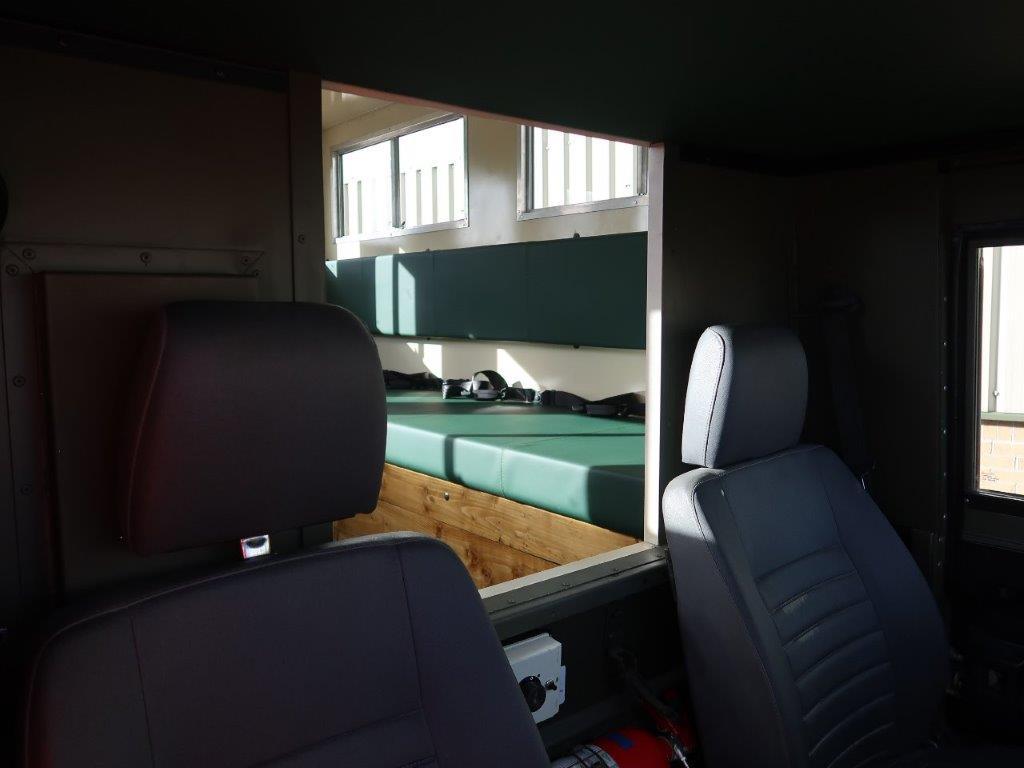 Land Rover Defender 130 Wolf 4x4 passenger van  military for sale