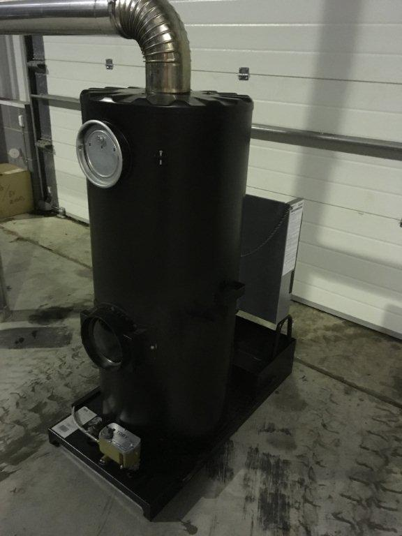 Deville - Multi Fuel Heater | used military vehicles for sale