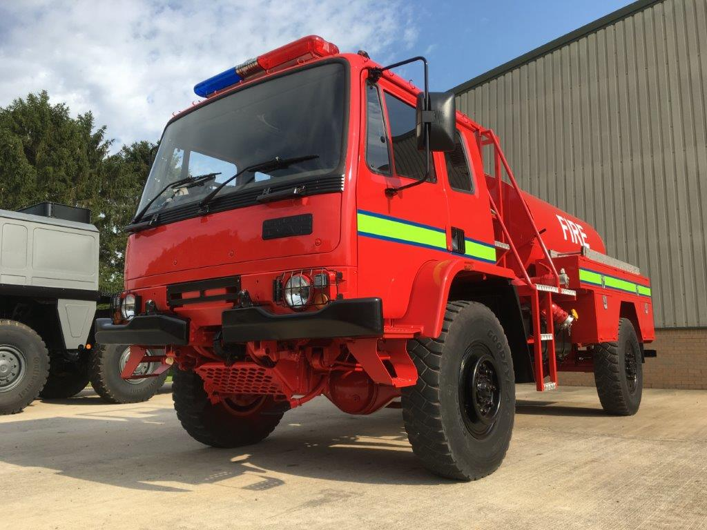 Leyland Daf 45.150 Fire Engine | used military vehicles for sale