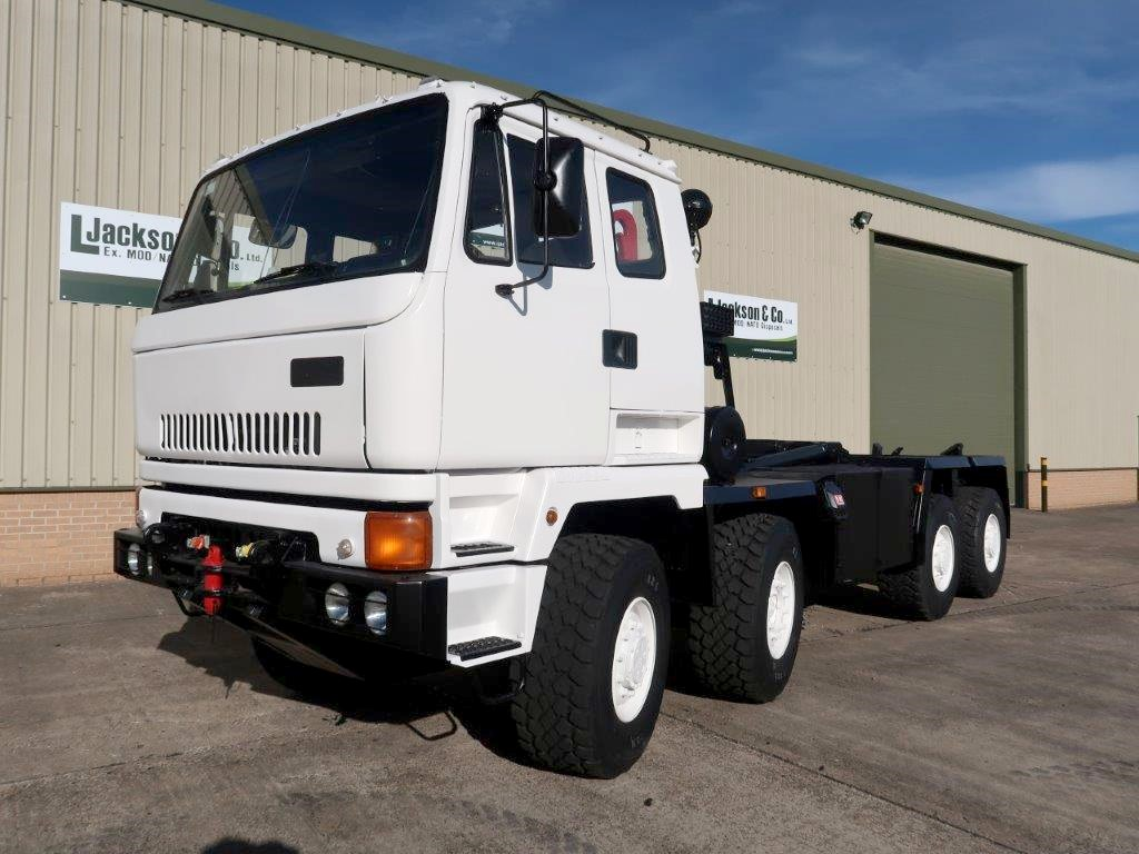 Leyland Daf   8x6  multilift drops system for sale | military vehicles