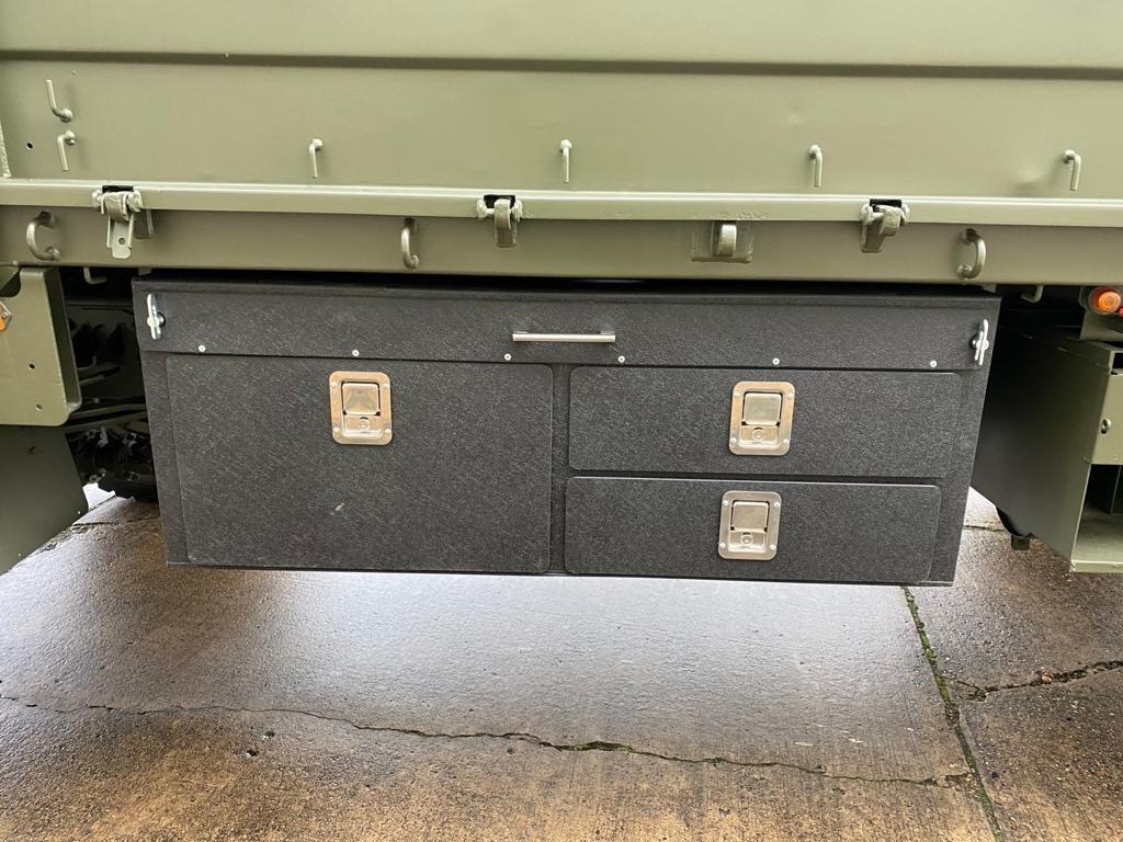 Leyland Daf 4x4 Shoot Vehicle/Gun Bus for sale