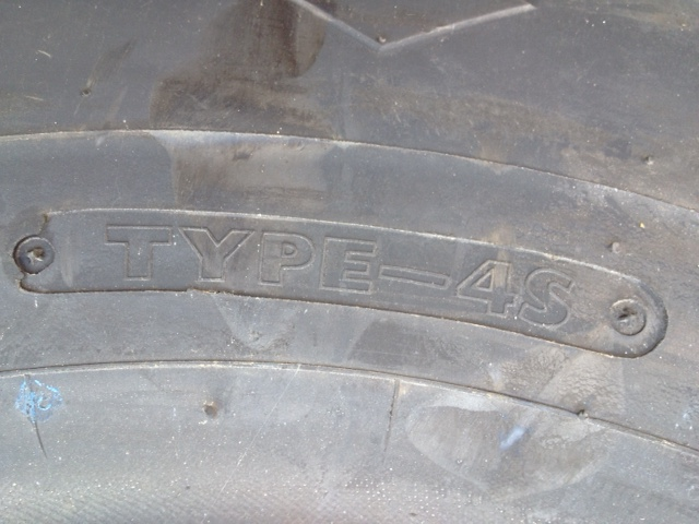 Goodyear 14.00 x 24 ply tyres Unused | used military vehicles, MOD surplus for sale
