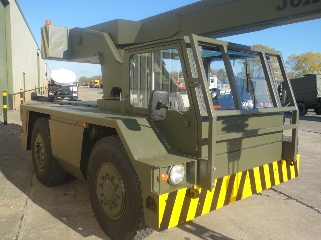 Jones IF8M Crane | used military vehicles, MOD surplus for sale