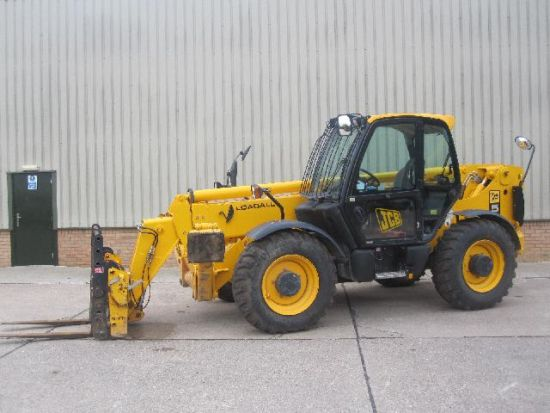 JCB 535-140 teleporter for sale
