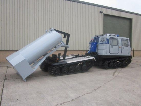Hagglunds BV206 DROPS Unit  (multilift Palfinger) |  EX.MOD direct sales