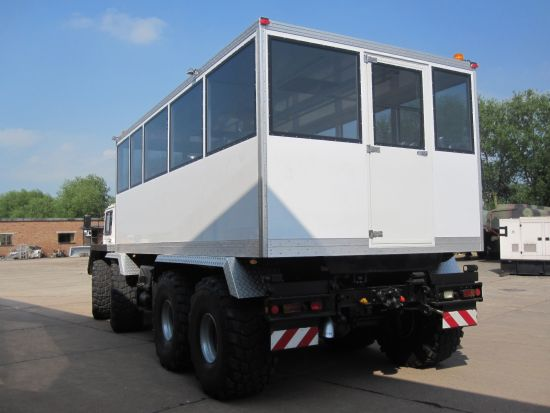 MAN 8x8 off-road Personnel Carrier / Tour or Safari Vehicle  for sale. The UK MOD Direct Sales