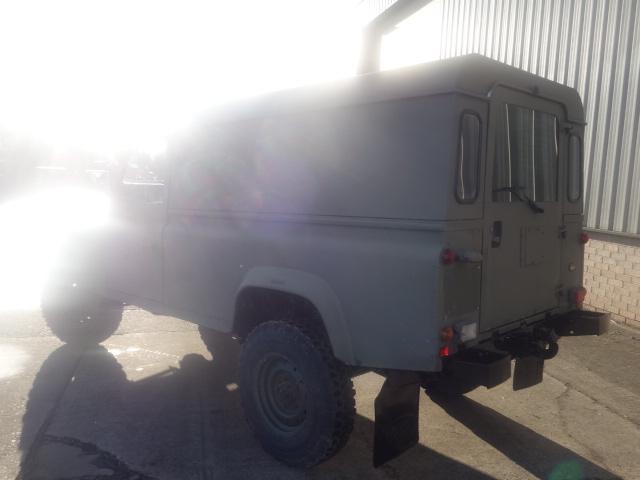 Land Rover Defender 110 300Tdi hard top for sale