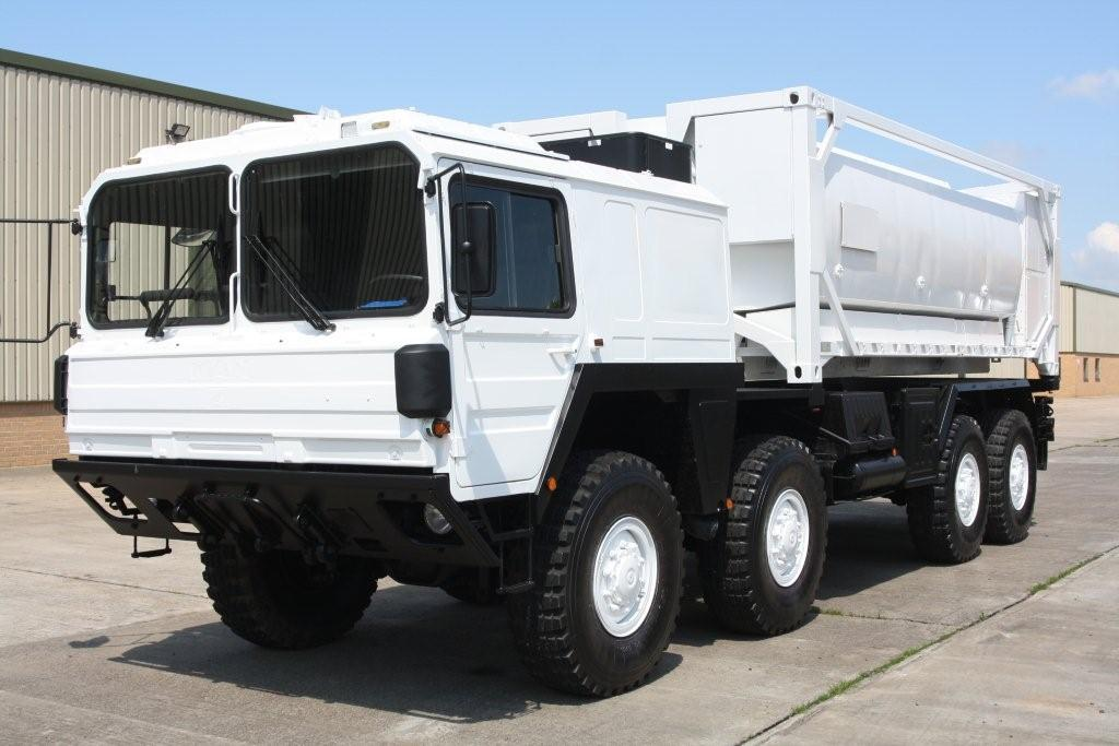 MAN CAT  A1 8x8 tanker truck | Military Land Rovers 90, 110,130, Range Rovers, Mercedes for Sale