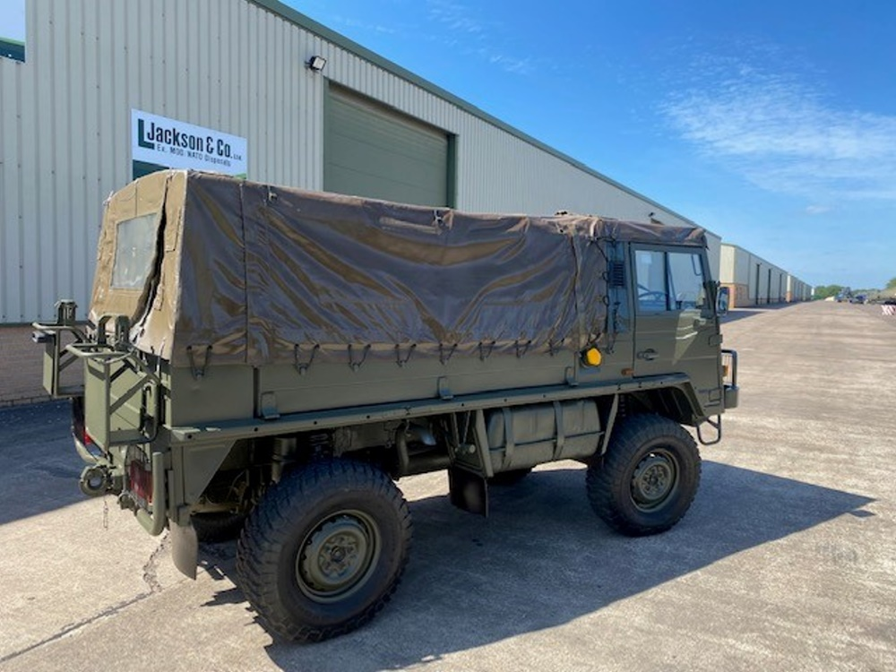 Pinzgauer 716 4x4 Soft Top  military for sale
