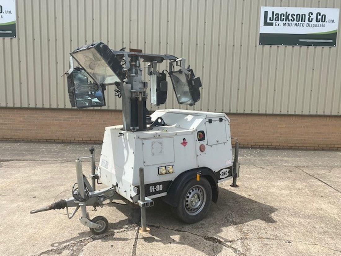 SMC TL90 Lighting Towers for sale | military vehicles