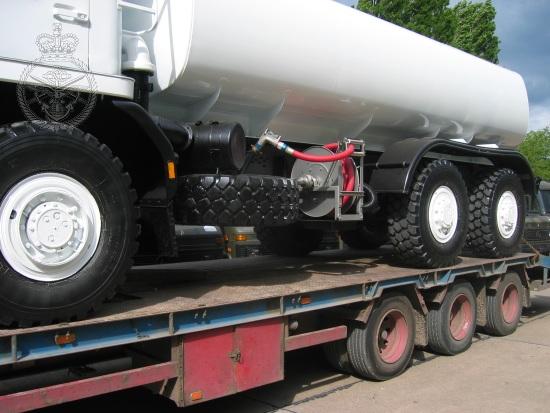 Bedford TM 6x6 14.000 lt tanker truck for sale