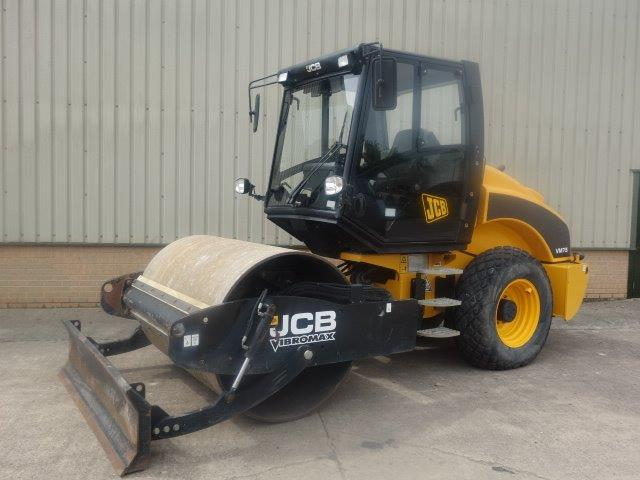 WAS SOLD JCB Vibromax VM75D Roller