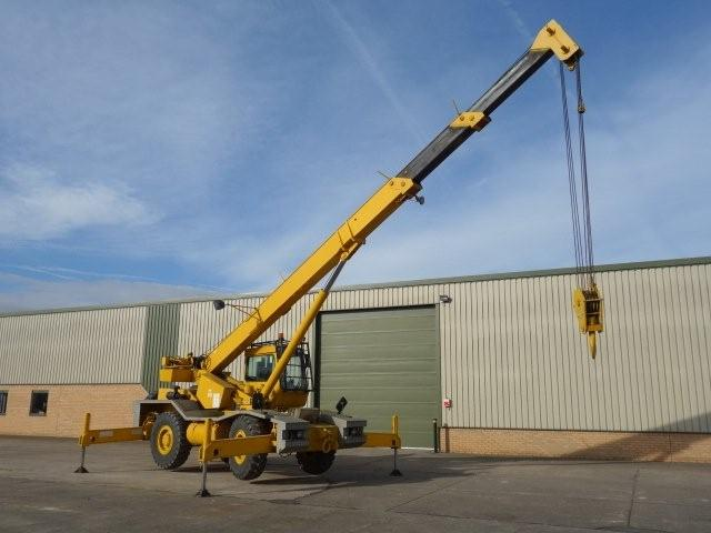 WAS SOLD Grove RT 620S rough terrain 4x4 20 ton crane