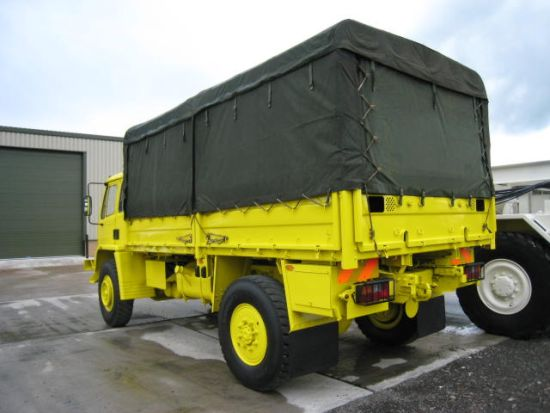Leyland DAF 45.150  4x4 Drop Side Cargo Truck  for sale . The UK MOD Direct Sales