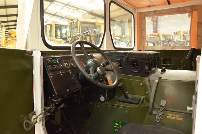 Hagglunds BV206  soft top with ammo body | used military vehicles, MOD surplus for sale