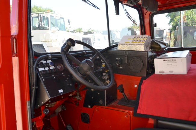 Hagglund BV206 ATV Fire Engine (Fire Chief)   used military vehicles, MOD surplus for sale