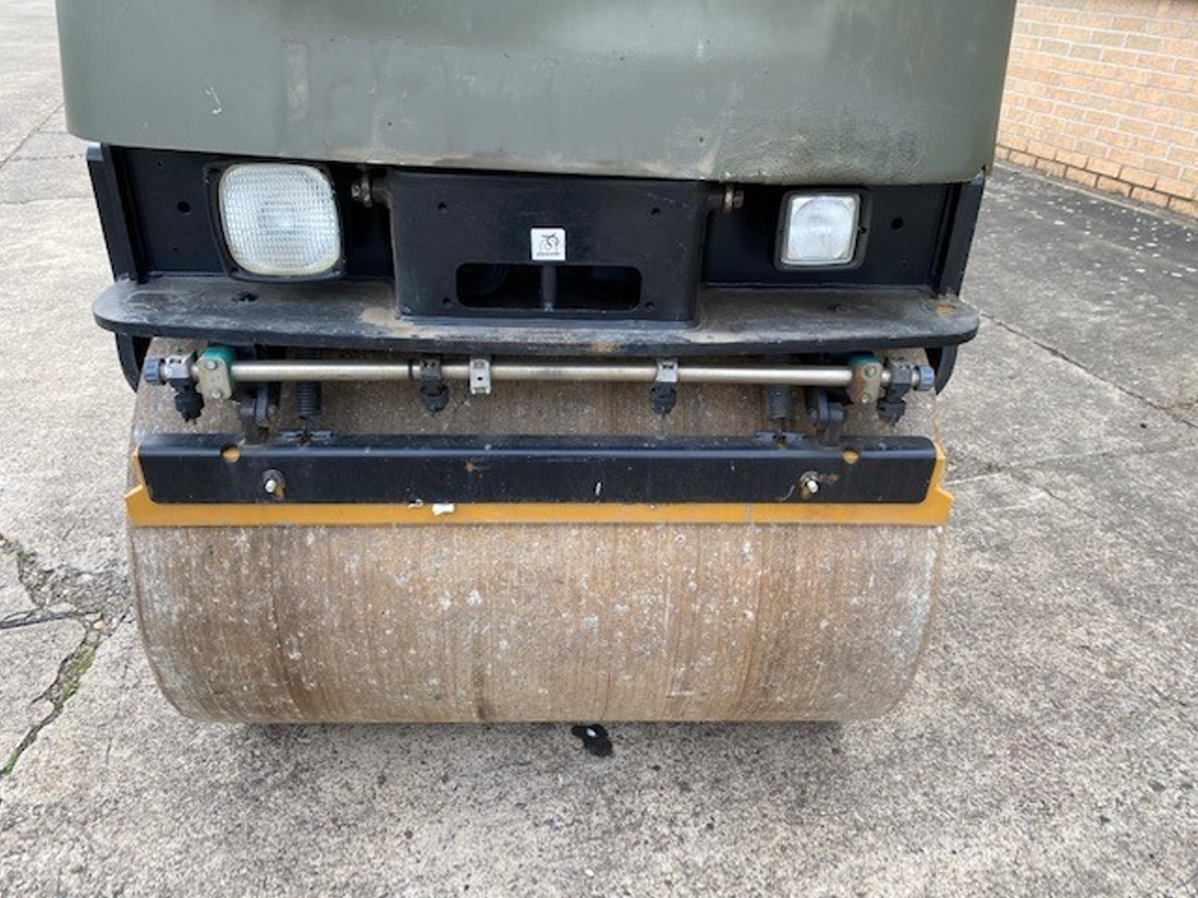 Wacker RD27-100 Roller | used military vehicles, MOD surplus for sale
