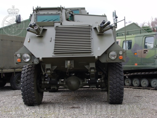 Saxon Armoured Personnel Carrier  AT 105 for sale