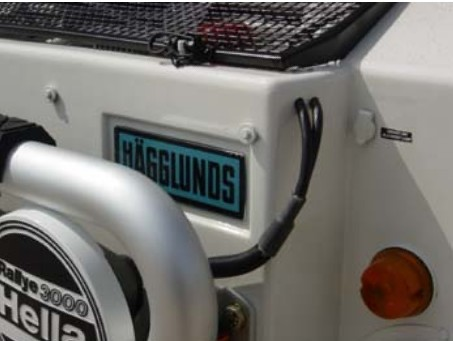 Hagglunds Bv206 VIP Executive -  tuning