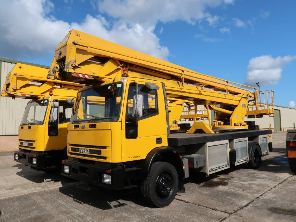 Iveco Eurocargo Mobile Access Platform (Cherry Picker) for sale | military vehicles