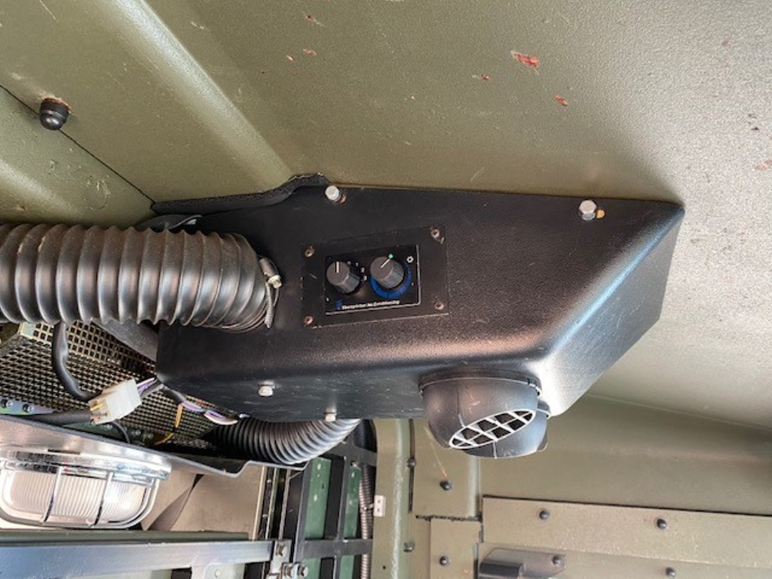 Land Rover Snatch 2A Armoured Defender 110 300TDi  military for sale