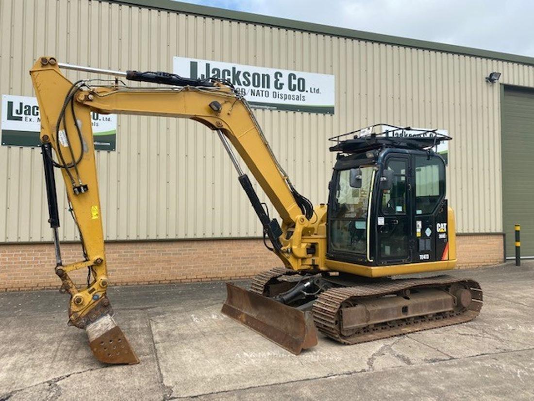 Caterpillar 308E 2CR Tracked Excavator