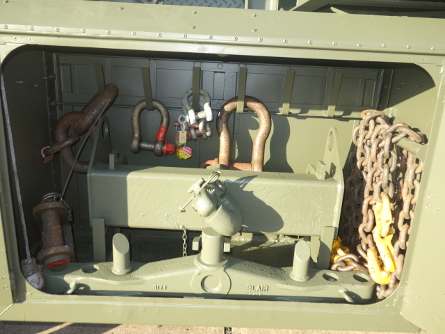 Foden 6x6 Recovery Truck   used military vehicles, MOD surplus for sale