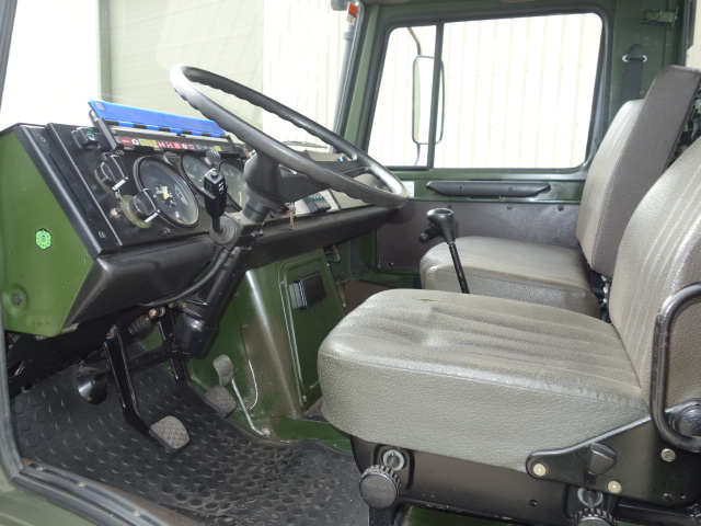 Mercedes Unimog U1300L Cargo Trucks with A/c | used military vehicles, MOD surplus for sale