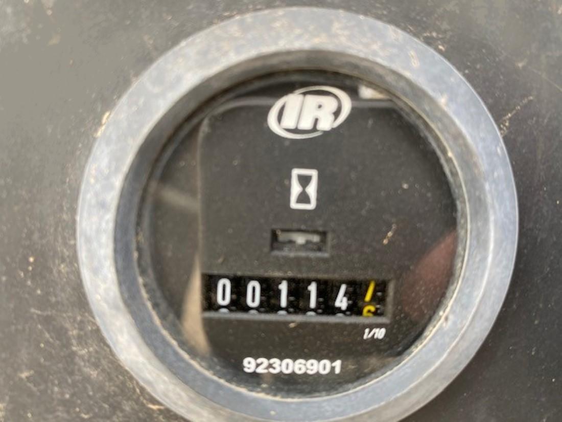 Ingersoll Rand 7/71 260 CFM Compressor for sale