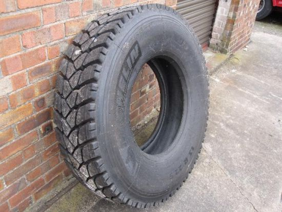 Michelin 13 R 22.5 | Military Land Rovers 90, 110,130, Range Rovers, Mercedes for Sale