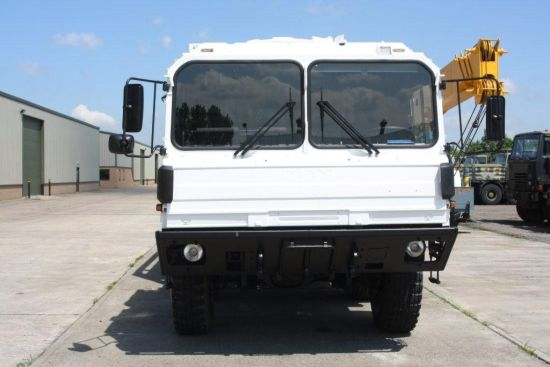 MAN Cat A1 15t 8x8 with Twistlocks | used military vehicles, MOD surplus for sale