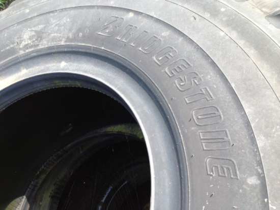 Bridgestone 29.5T35 VSTEEL (Used 75/80% Good) |  EX.MOD direct sales