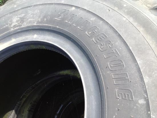 Bridgestone 29.5T35 VSTEEL (Used 75/80% Good)  for sale