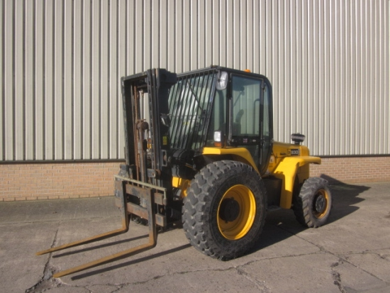 SOLD JCB 930-4 rough terrain forklift | used military vehicles, MOD surplus for sale