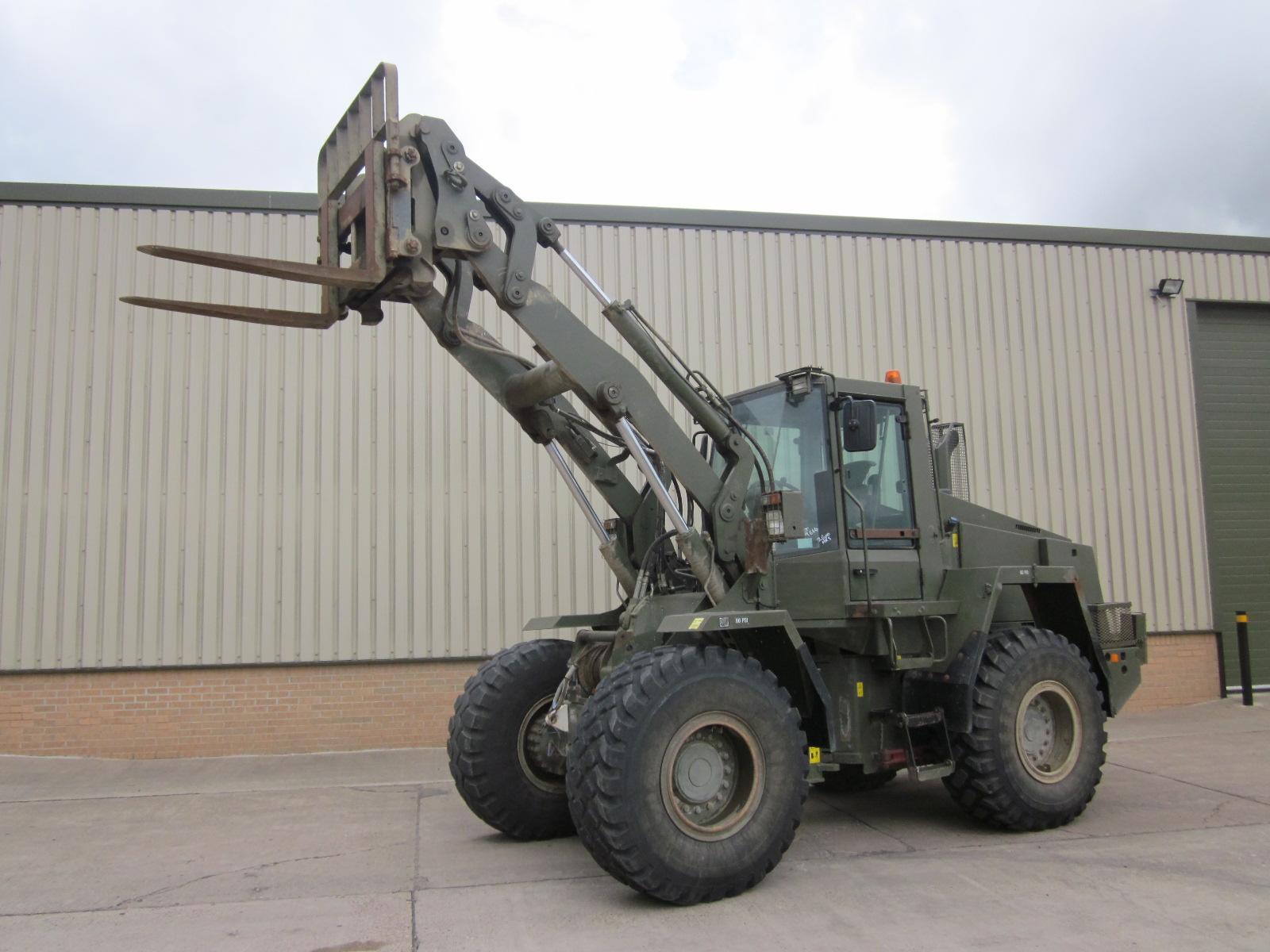 Case 721 CXT Forklift for sale