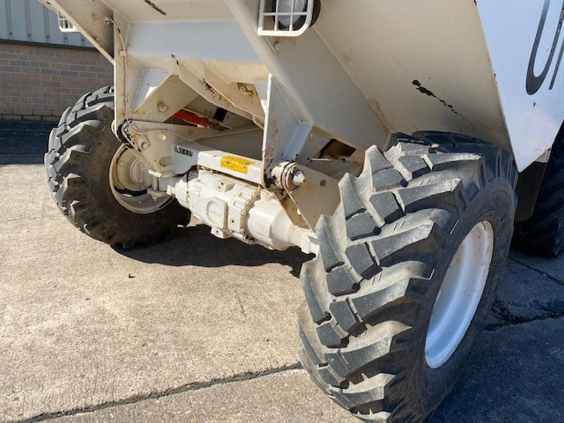 Ex military Terex TA3 Dumper for sale