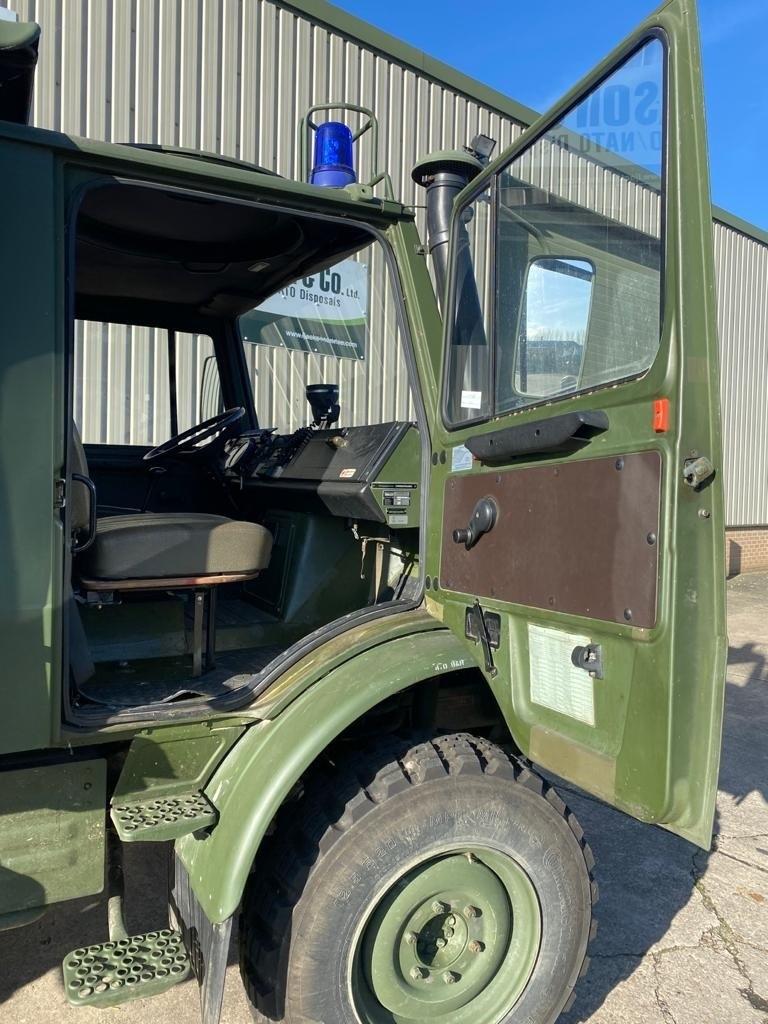 Mercedes Unimog U1300L 4x4 Ambulance (camper van)  military for sale