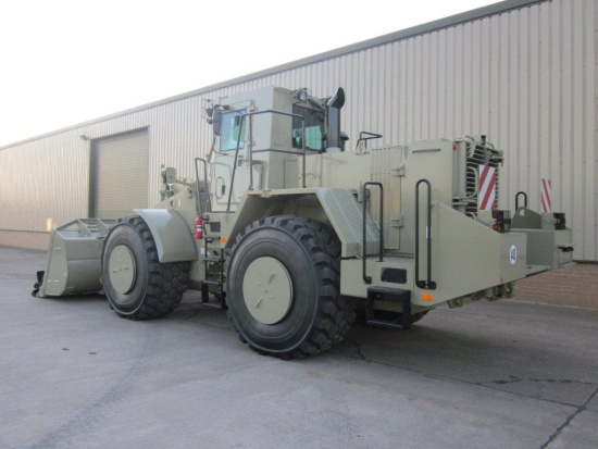 Caterpillar 972G Armoured Wheeled loader for sale