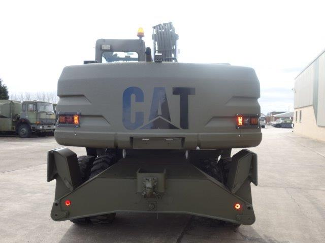 Caterpillar 318M Wheeled Excavator | used military vehicles, MOD surplus for sale